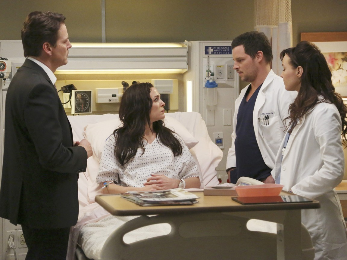 Greys Anatomy - Season 9 Episode 15: Hard Bargain