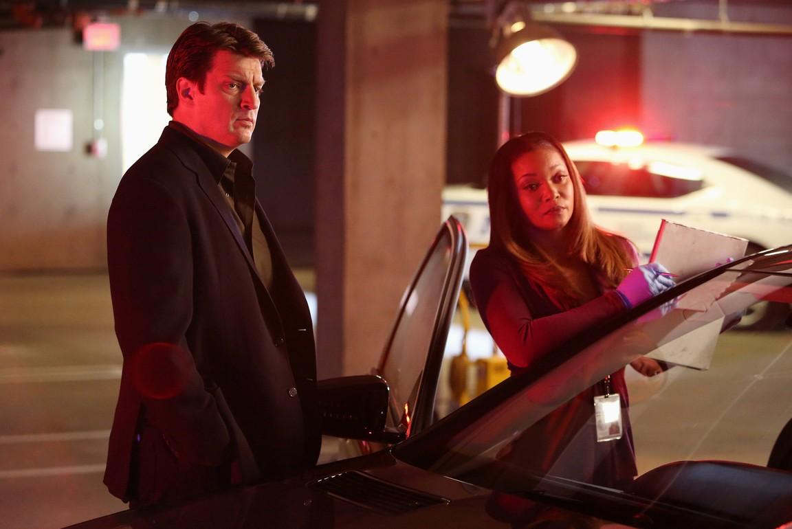 Castle - Season 6 Episode 08: A Murder is Forever
