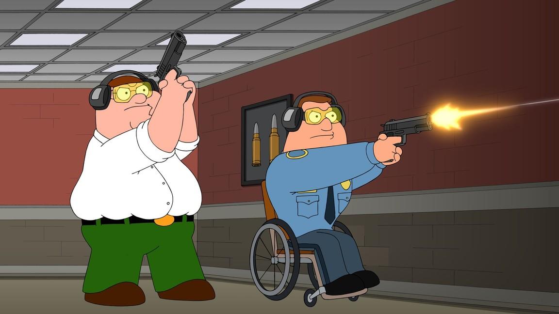 Family Guy - Season 15