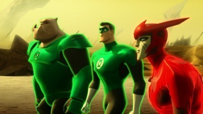Green Lantern: The Animated Series - Season 1 Episode 22: Love is a Battlefield
