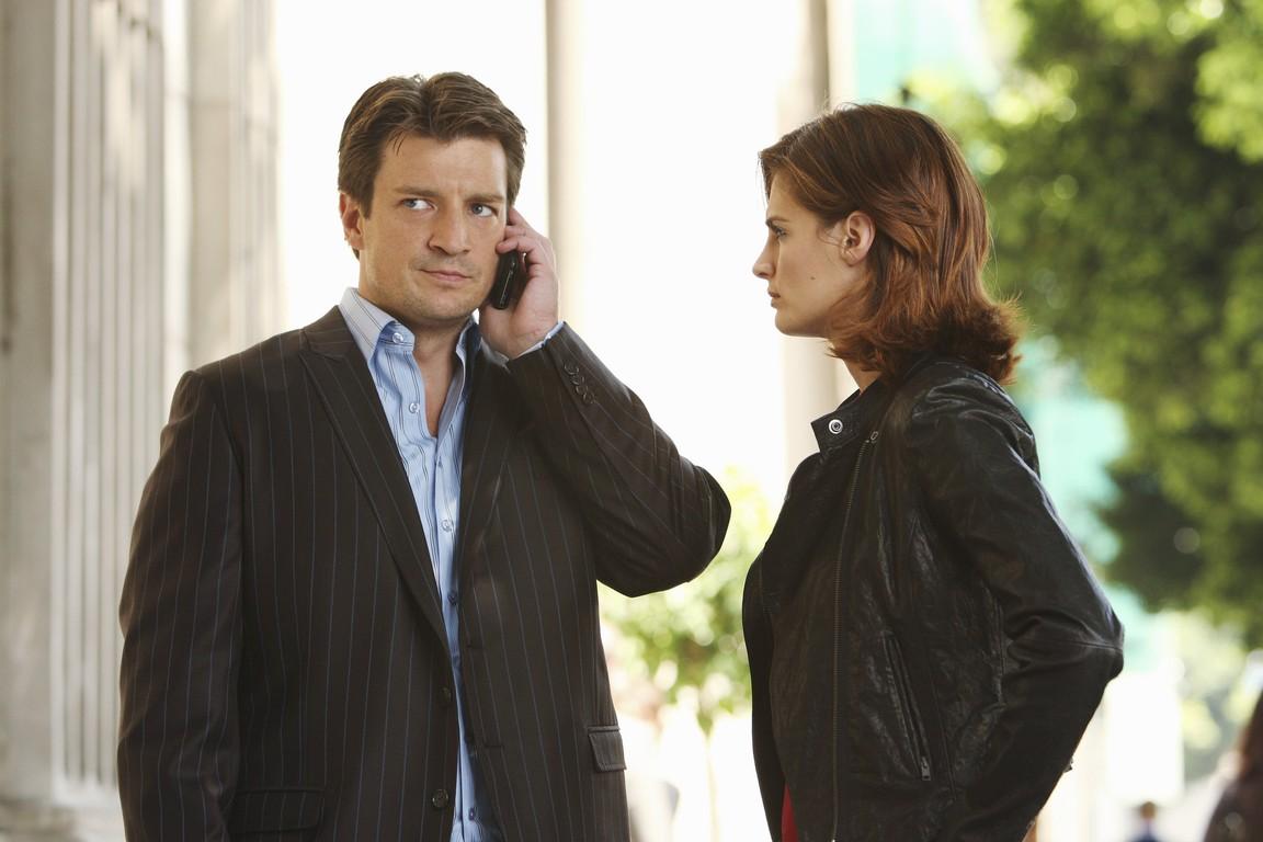 Castle - Season 2 Episode 04: Fool Me Once...