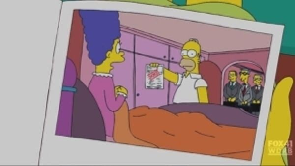 The Simpsons - Season 20 Episode 15: Wedding For Disaster