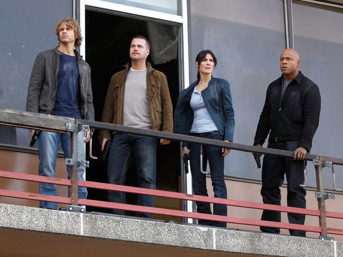 NCIS Los Angeles - Season 3 Episode 13: Exit Strategy