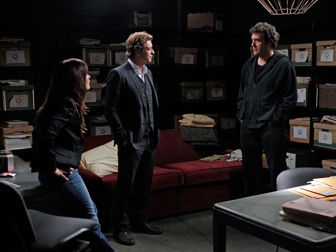 The Mentalist - Season 4 Episode 09 : The Redshirt