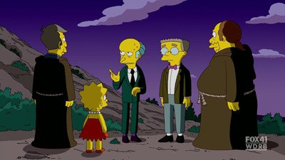 The Simpsons - Season 20 Episode 13: Gone Maggie Gone