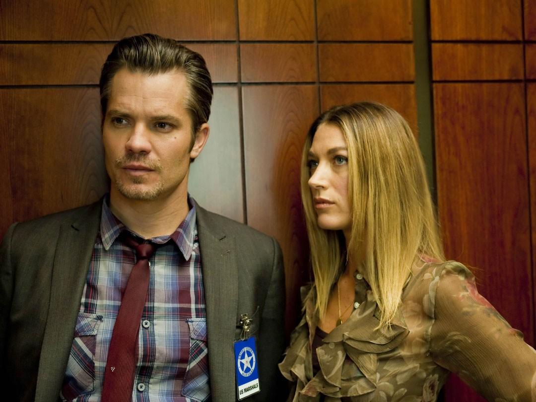 Justified - Season 2 Episode 2: The Life Inside