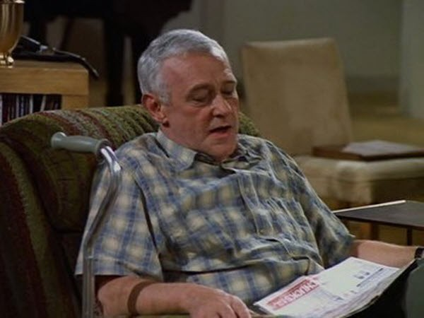 Frasier - Season 3 Episode 03: Martin Does It His Way