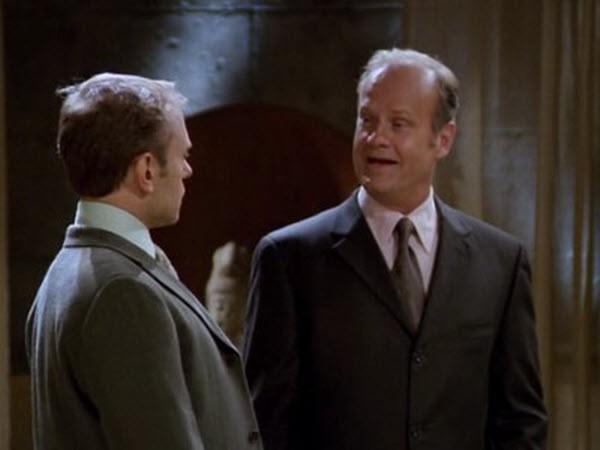 Frasier - Season 10 Episode 11: Door Jam