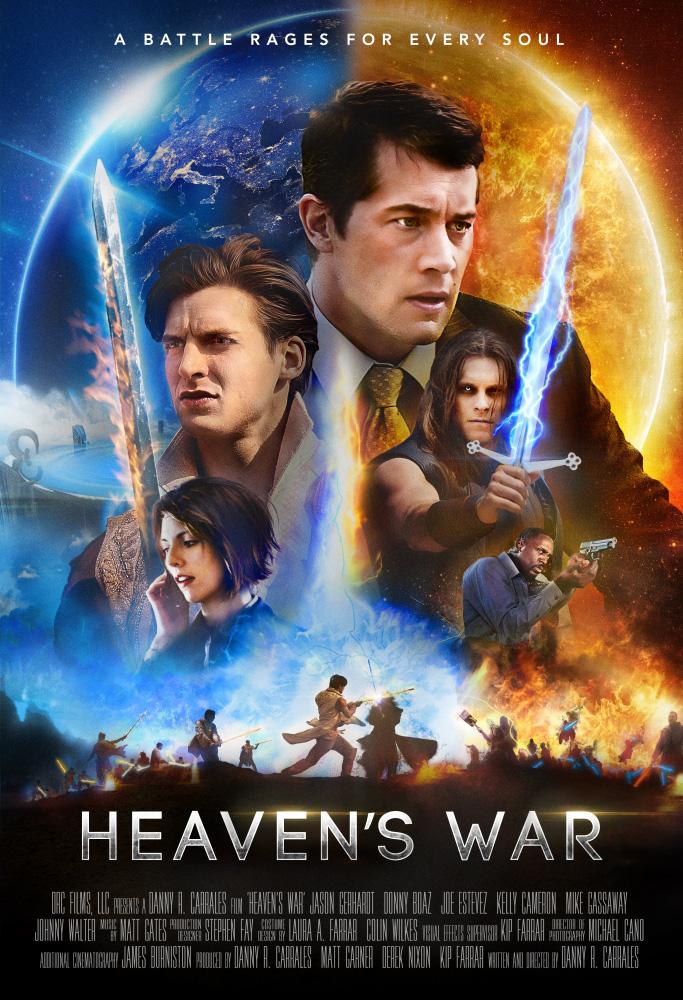 Beyond the Darkness (Heaven's War)