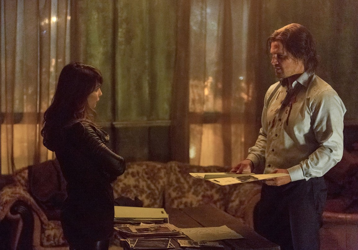 Arrow - Season 5 Episode 11: Second Chances