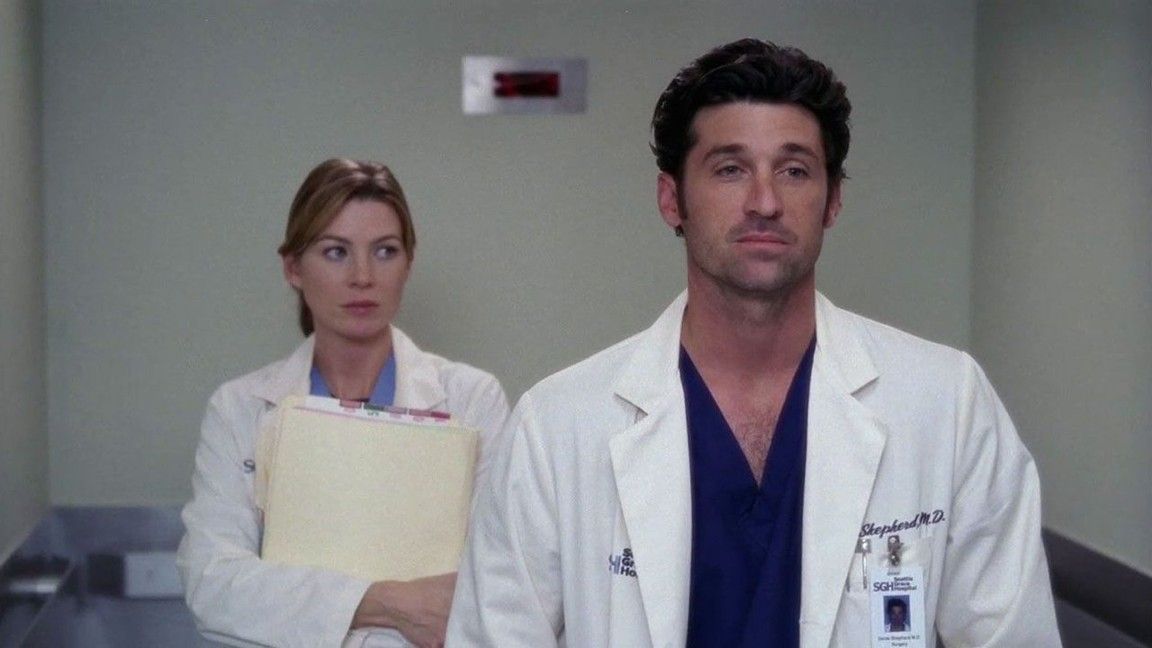 Greys Anatomy - Season 1 Episode 02: The first cut is the deepest