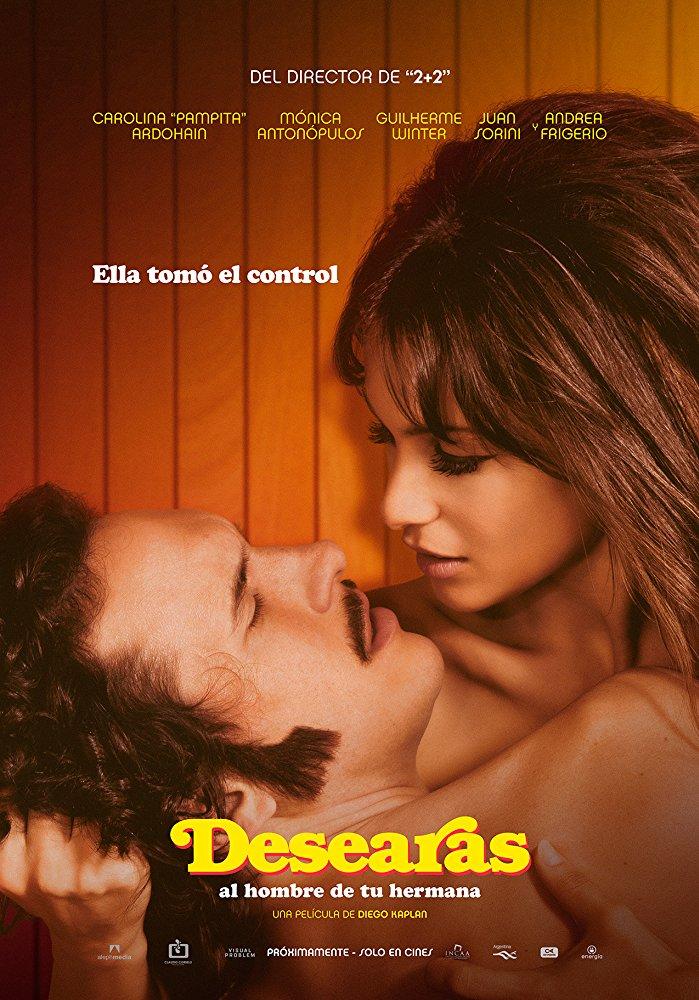 Desire (Desearás al hombre de tu hermana) [Audio: Spanish]