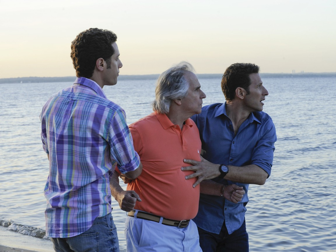 Royal Pains - Season 3 Episode 04: The Shaw/Hank Redemption