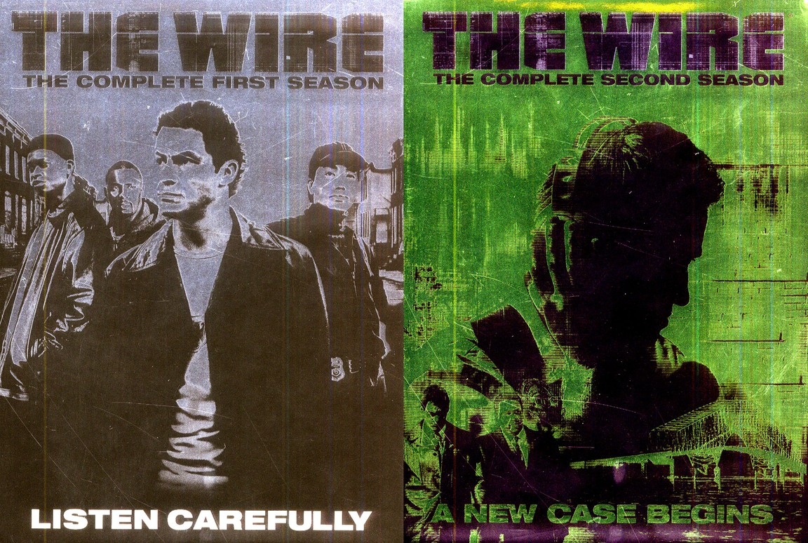 The Wire - Season 2 Episode 9 : Stray Rounds