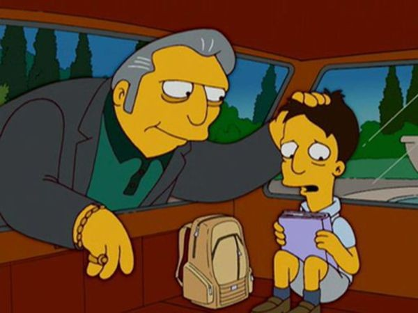 The Simpsons - Season 18 Episode 01: The Mook, the Chef, the Wife and Her Homer