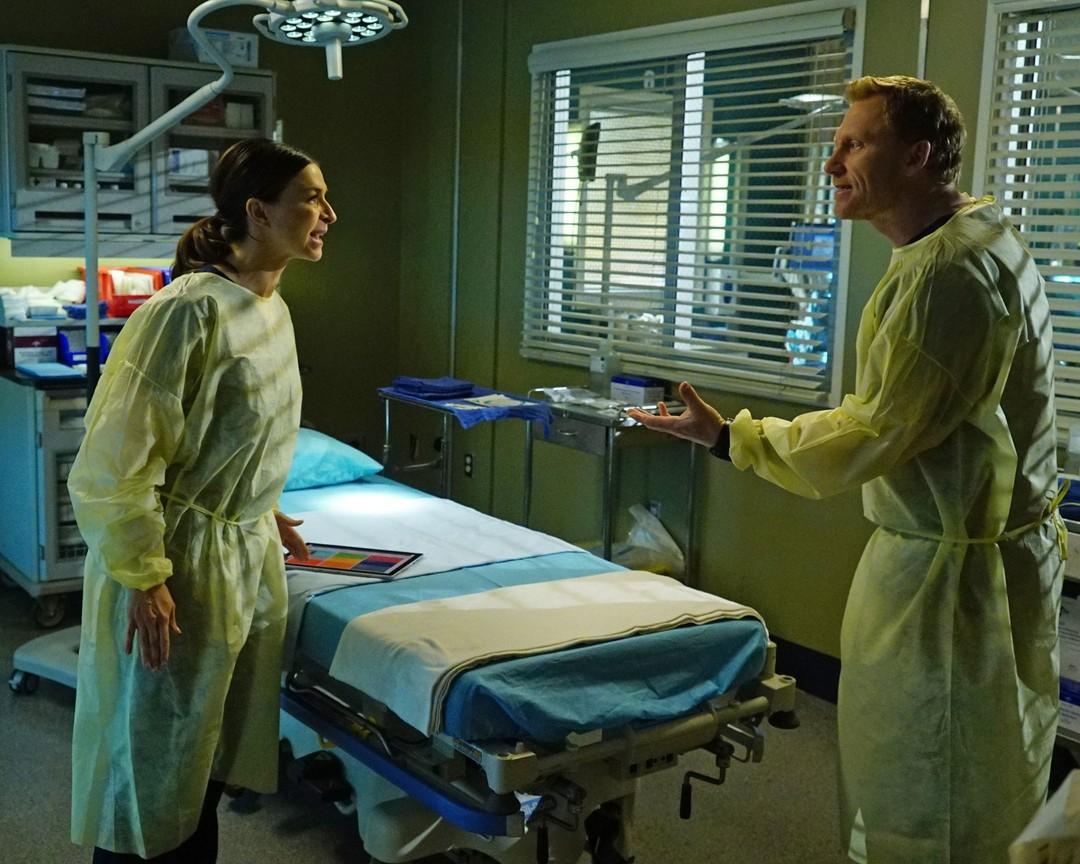 Greys Anatomy - Season 13 Episode 17: Till I Hear It from You