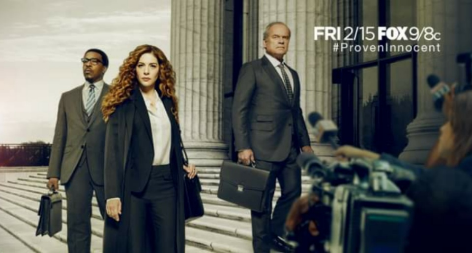 Proven Innocent - Season 1