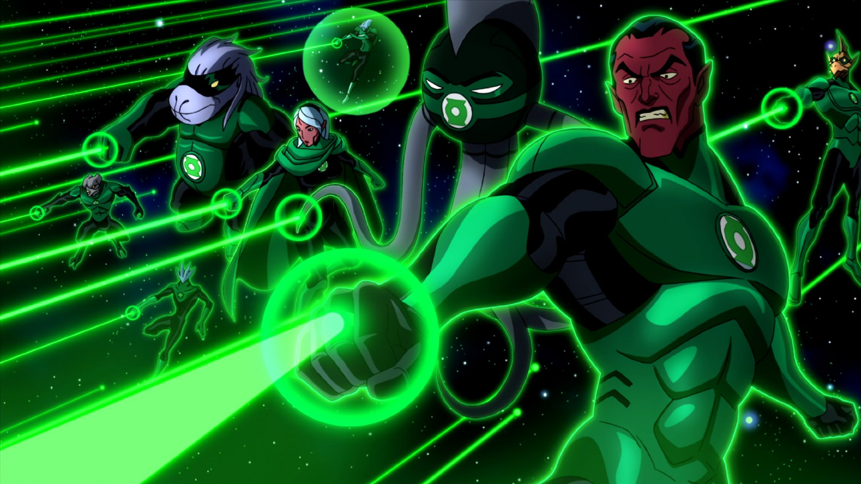 Green Lantern Emerald Knights 2011 Watch In Hd For Free Fusion Movies