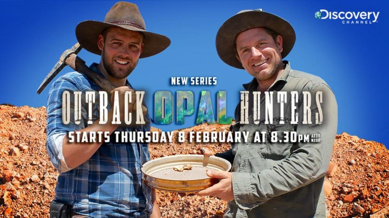 Outback Opal Hunters - Season 1