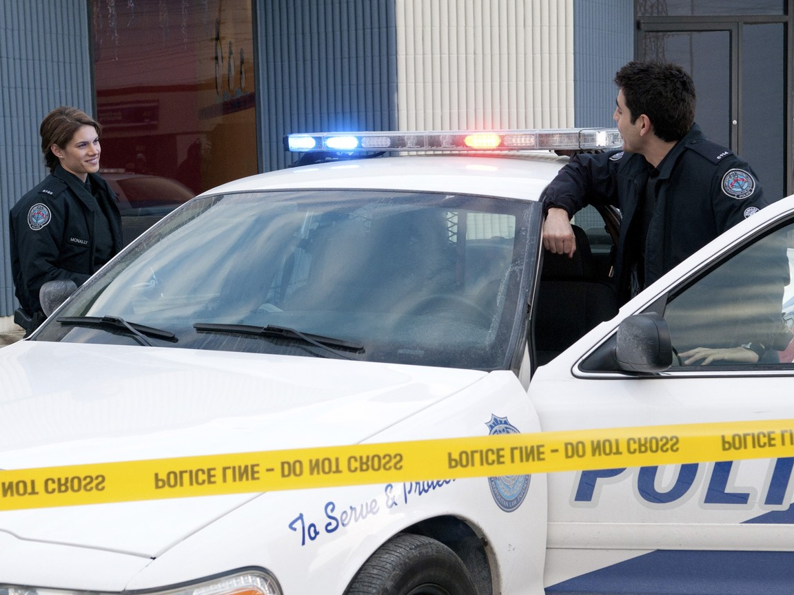Rookie Blue - Season 2 Episode 08: Monster