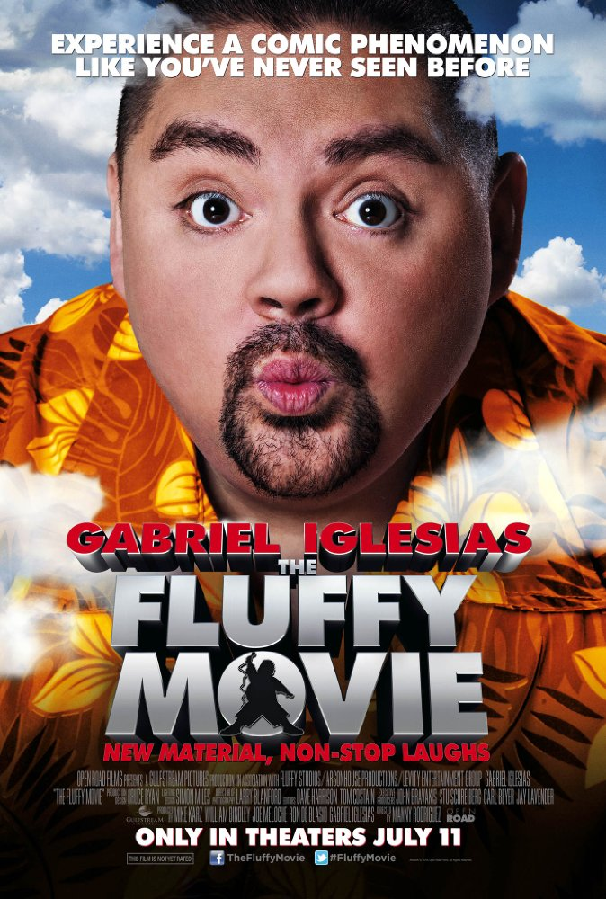 watch gabriel iglesias the fluffy movie free