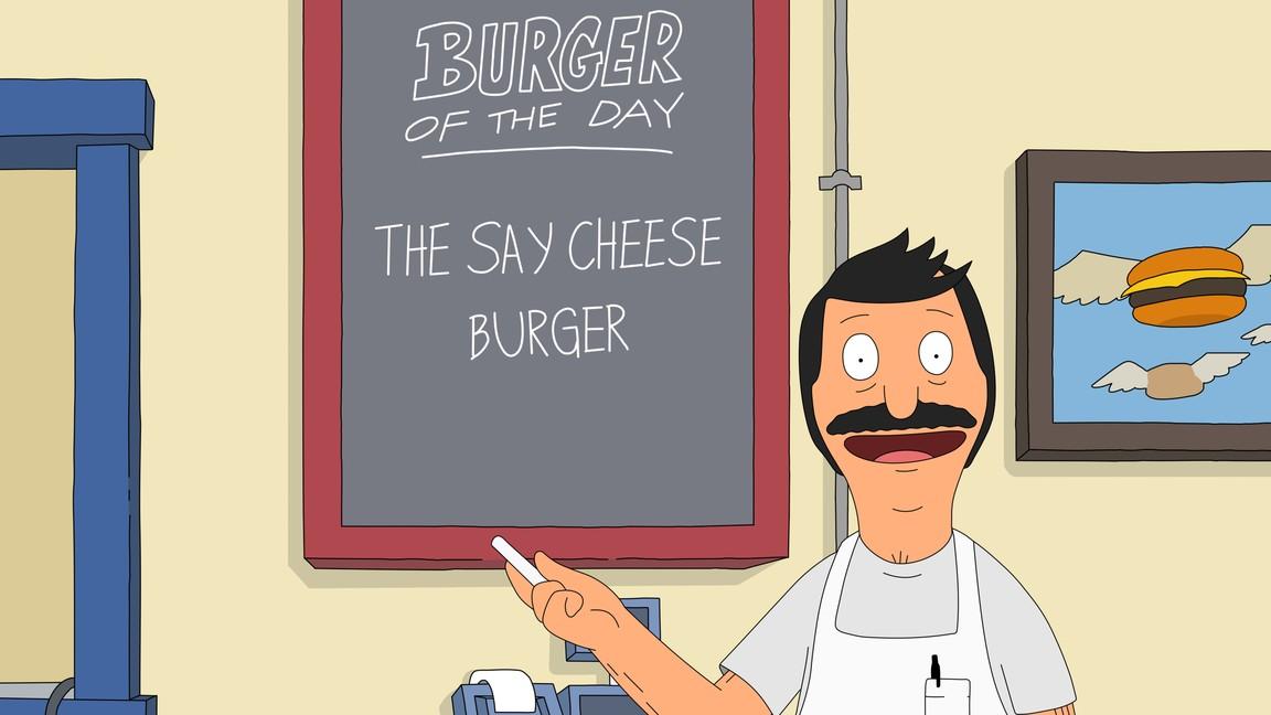 Bob's Burgers - Season 6 Episode 08: Sexy Dance Healing