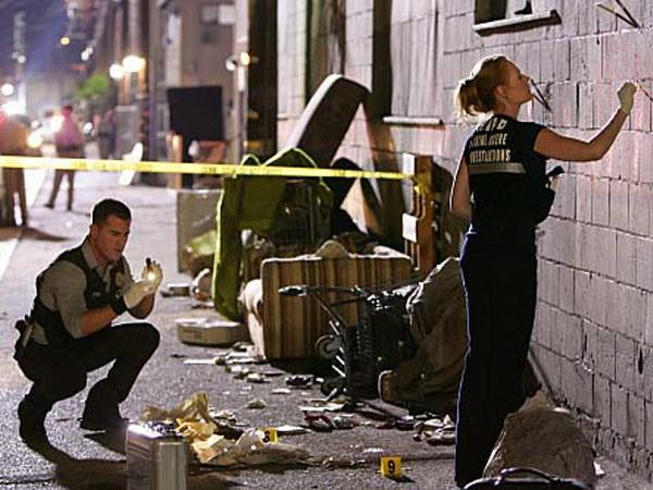 CSI - Season 10 Episode 06: Death and the Maiden