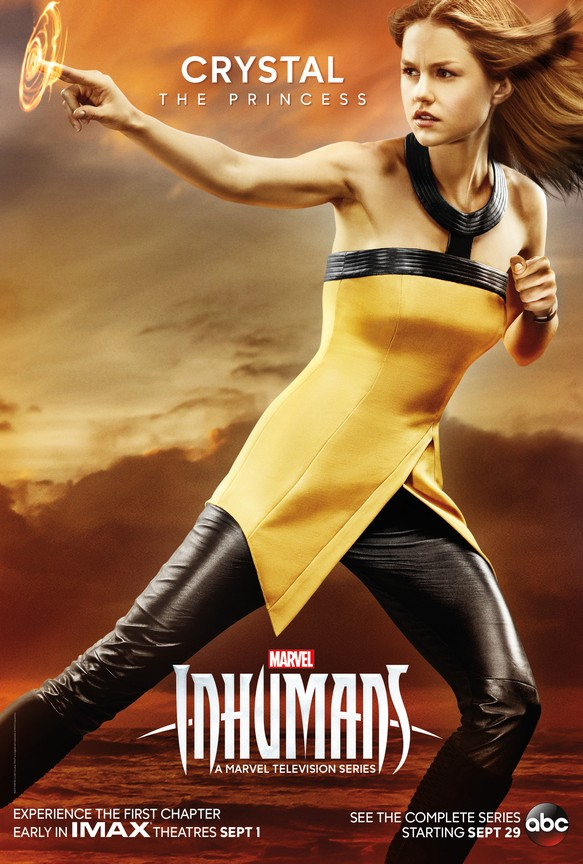 Marvel's Inhumans - Season 1
