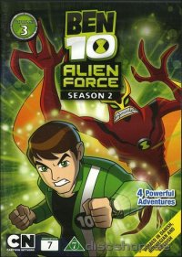 Ben 10 - Season 2 Episode 9 Watch in HD - Fusion Movies!