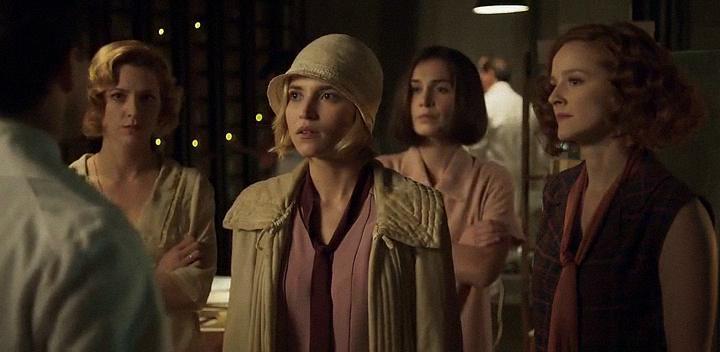 Cable Girls - Season 3 [Sub; Eng]