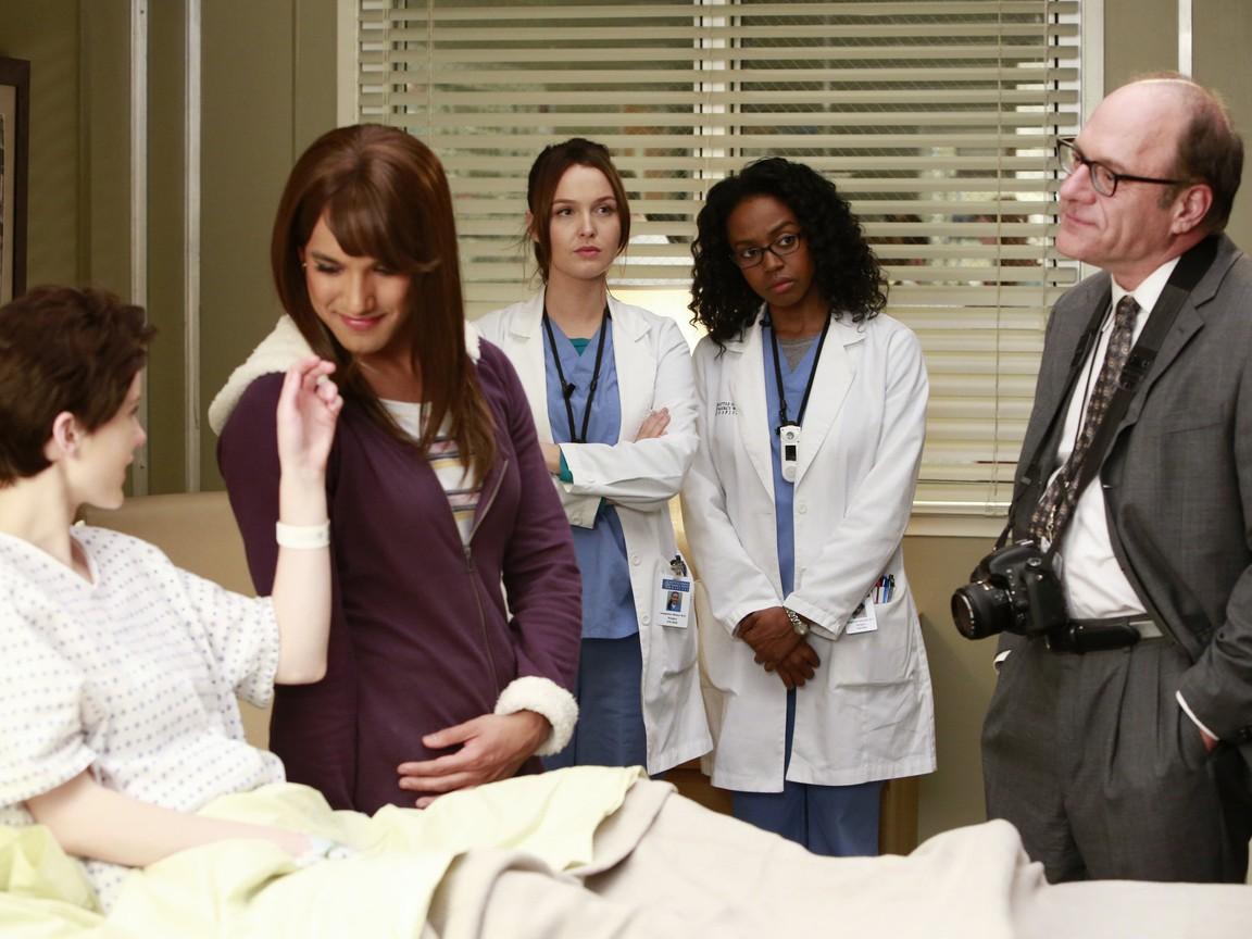 Greys Anatomy - Season 9 Episode 14: The Face Of Change