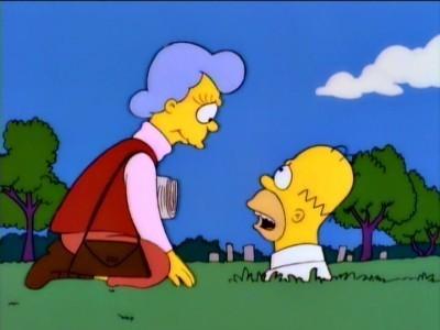 The Simpsons - Season 7 Episode 08: Mother Simpson