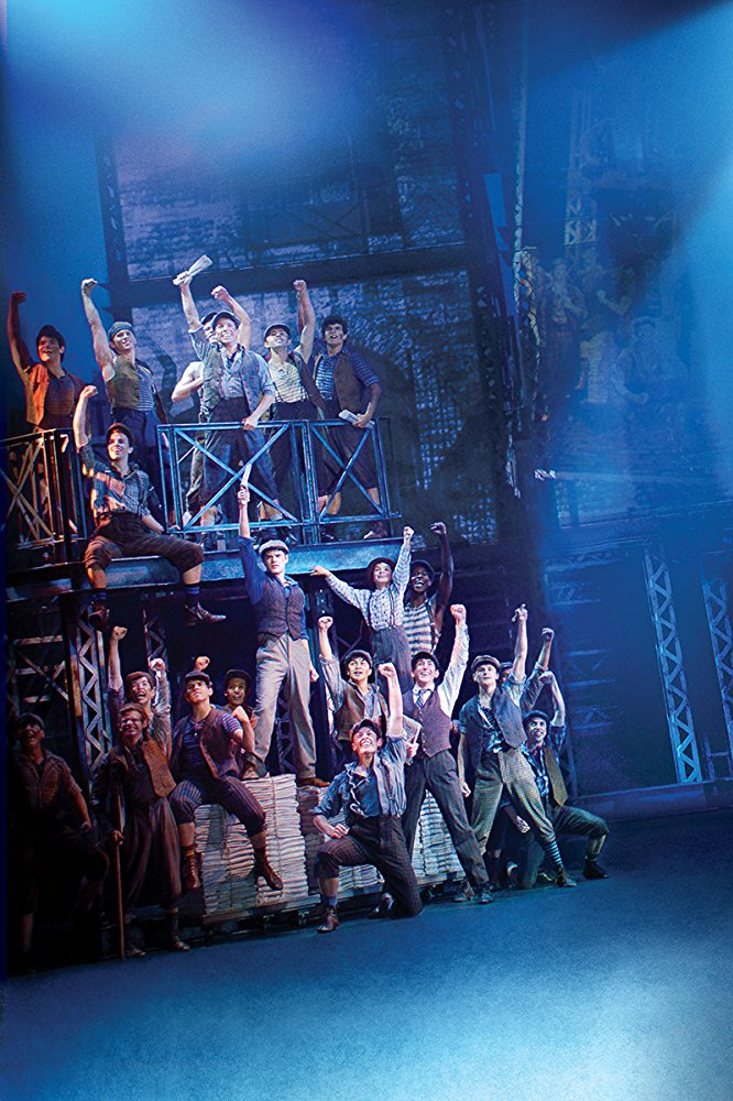Disney's Newsies the Broadway Musical