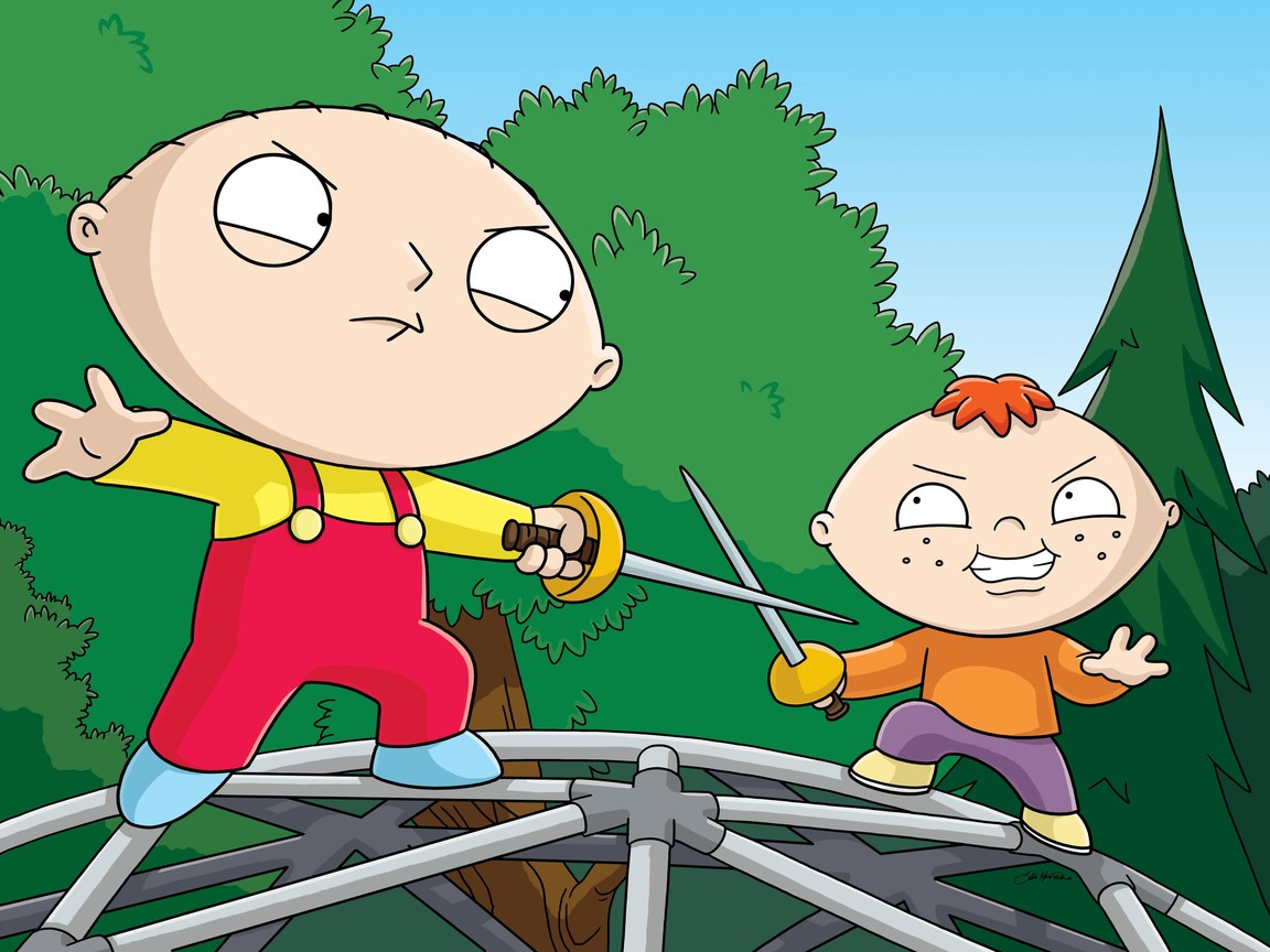 Family Guy - Season 4 Episode 22: Sibling Rivalry