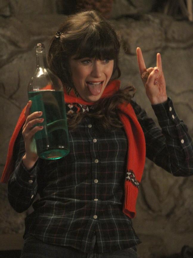 New Girl - Season 2 Episode 12: Cabin