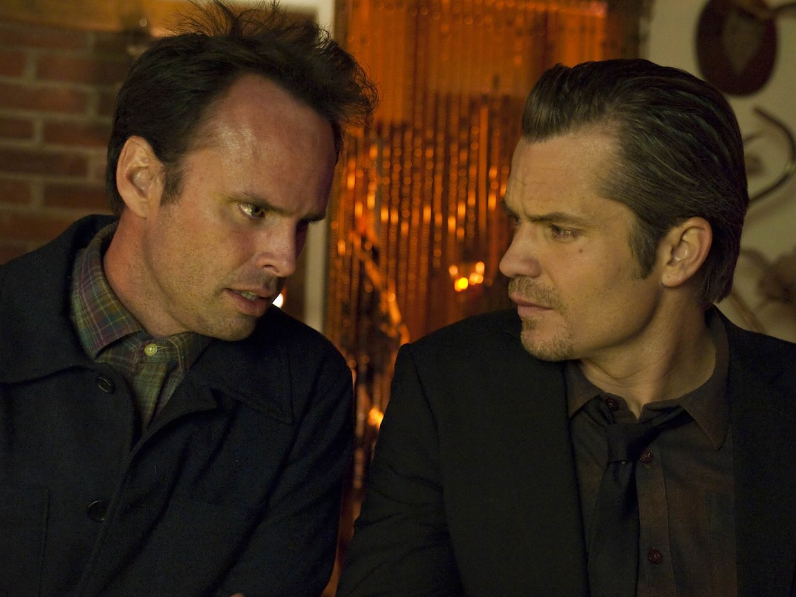 Justified - Season 2 Episode 3: The I of the Storm