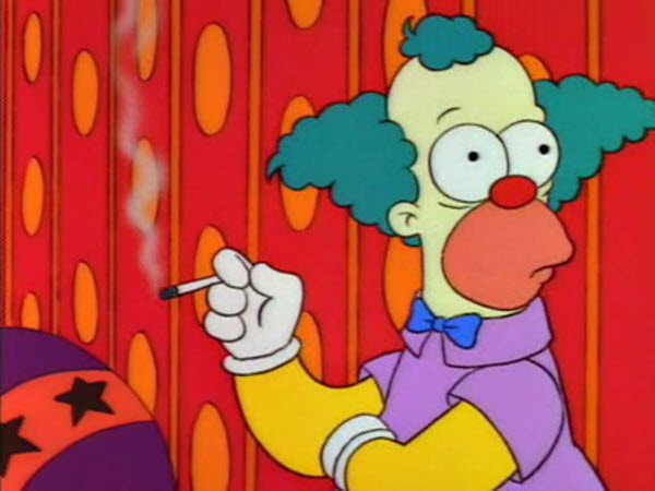 The Simpsons - Season 4 Episode 22: Krusty Gets Kancelled
