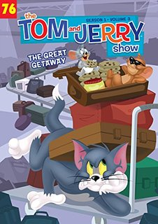 The Tom and Jerry Show - Season 2 Episode 1 Watch in HD