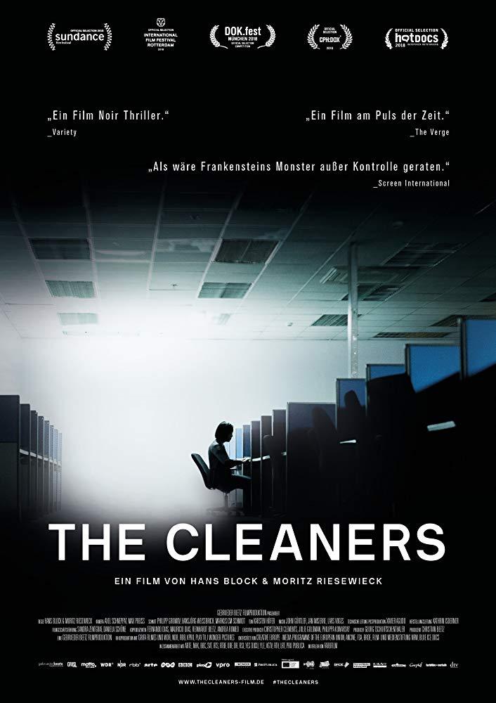The Cleaners (Im Schatten der Netzwelt)