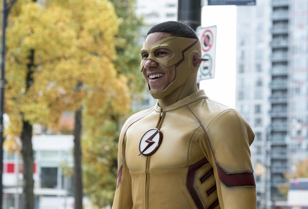 The Flash - Season 4