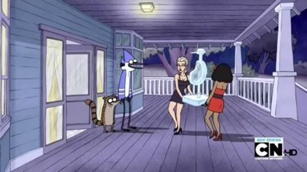 Regular Show - Season 2 Episode 10: Brain Eraser