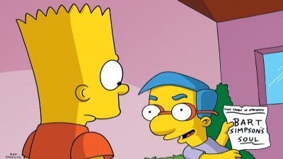The Simpsons - Season 7 Episode 04: Bart Sells His Soul
