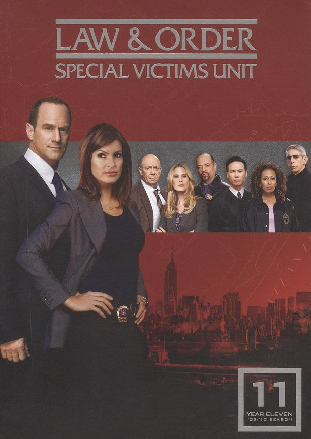 Law & Order: Special Victims Unit - Season 11 Episode 06: Spooked