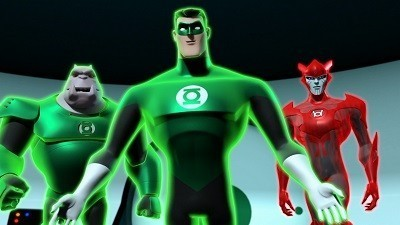 Green Lantern: The Animated Series - Season 1 Episode 21: Babel