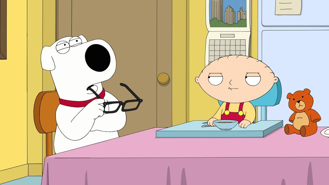 Family Guy - Season 14 Episode 04