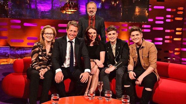The Graham Norton Show - Season 23