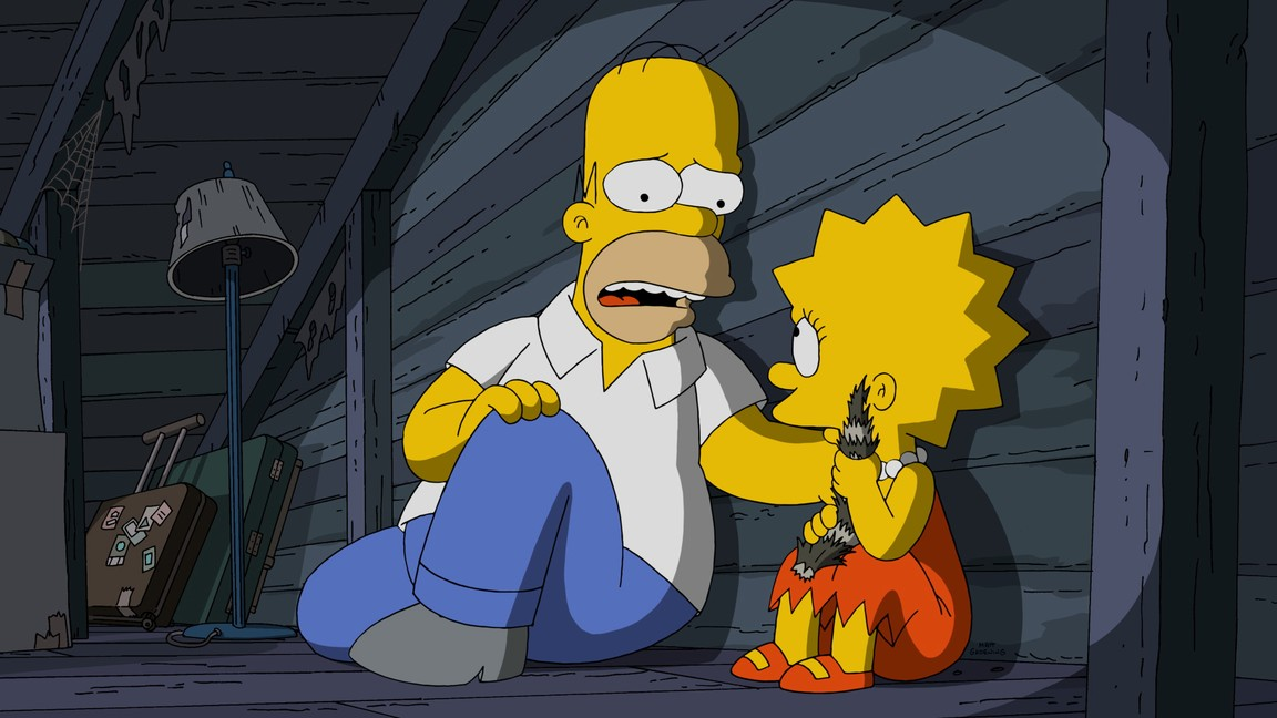 The Simpsons - Season 27 Episode 4 : Halloween of Horror