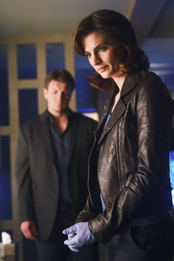 Castle - Season 2 Episode 02: The Double Down