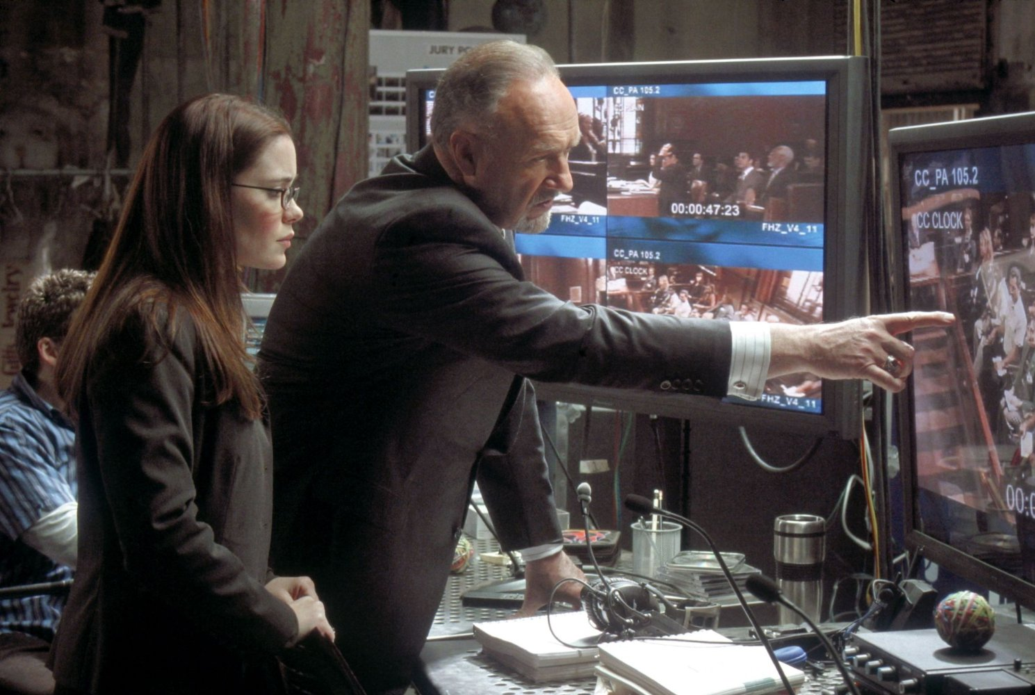 Runaway Jury 2003 Watch in HD for Free - Fusion Movies