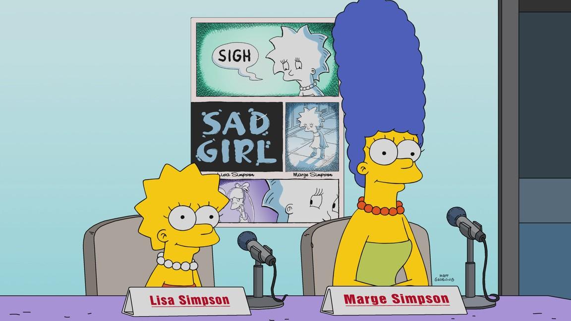 The Simpsons- Season 29 Episode 02: Springfield Splendor